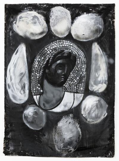 Tony Clark, 'Design for a Portrait Jewel (Leah) ', 2015