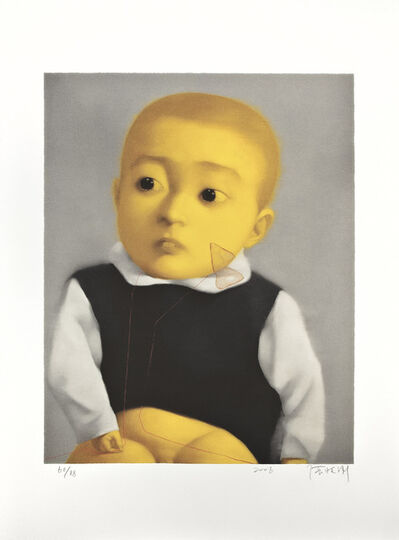 Zhang Xiaogang, 'Amnesia and Memory: No. 10', 2006