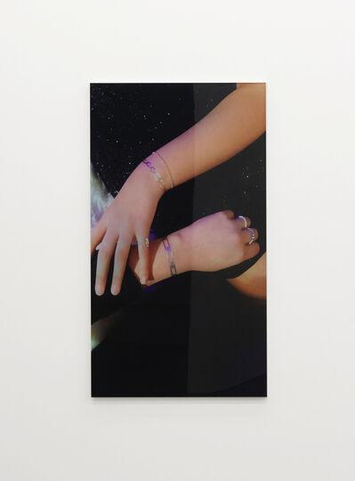Rosa Rendl, 'Hannah Diamond', 2015