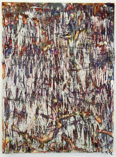 Jacin Giordano, 'Cut Painting # 77', 2016