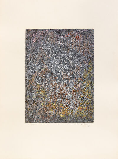 Mark Tobey, 'A group of 5 prints: They've Come Back II,1971 Divertimento, 1971 Glowing Fall, 1975 Liberation, 1973 Sonata, 1975 Transformation, 1974'