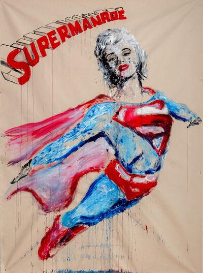 Hudson Luthringshausen, 'Supermanroe', 2016