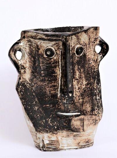 Jacques Pouchain (1925-2015), 'Vase Visage ', ca. 1950