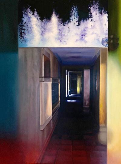 Patti Oleon, 'Apartment Lobby Hallway #2', 2020