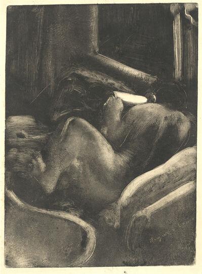 Edgar Degas, 'Woman Reading (Liseuse)', ca. 1885