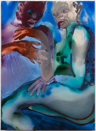 Elizabeth Glaessner, 'Drool Pool', 2017