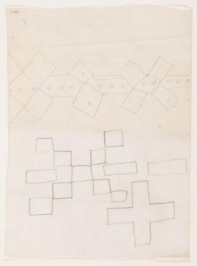 Herbert Zangs, 'Sans titre', ca. 1975