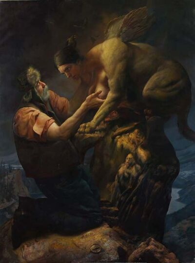Adam Miller, 'Oedipus and the Sphinx'