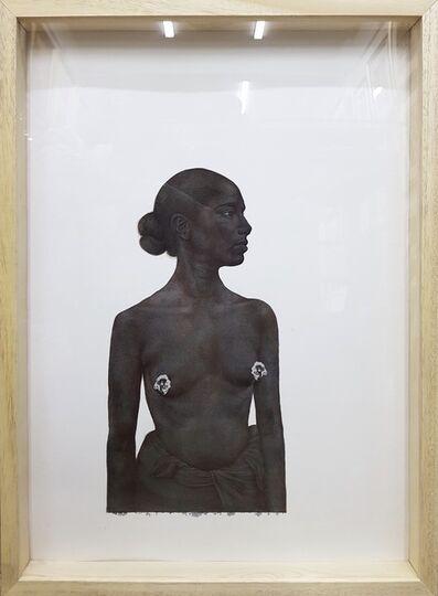 Muhammad Zeeshan, 'Nangeli 1', 2020