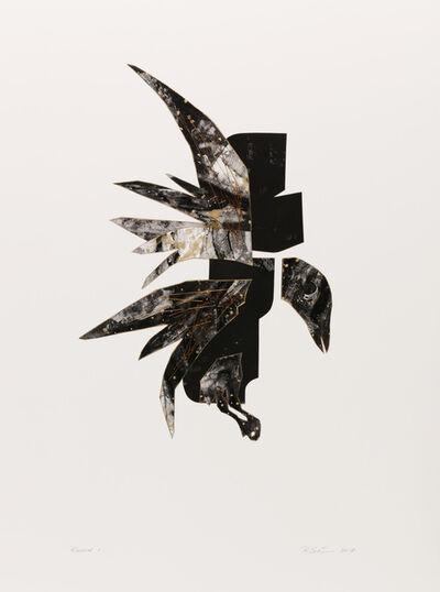 Ramona Sakiestewa, 'Raven 1', 2017
