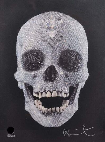 Damien Hirst, 'For the Love of God', 2009