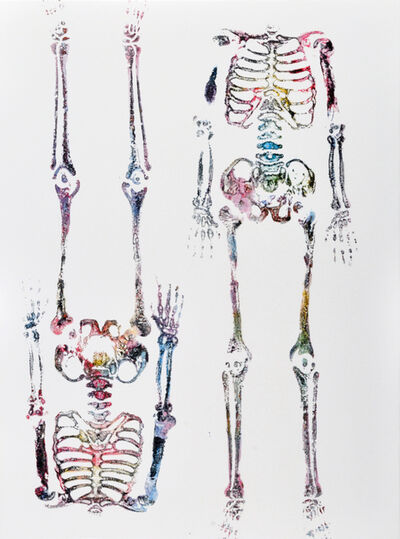 SEEN, 'Skull ( Double)', 1990