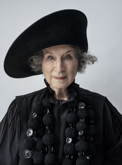 Tim Walker, 'Margaret Atwood in Philip Treacy Hat. London, 2019,', 2019