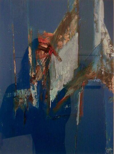 Budd Hopkins, 'Untitled', 1961