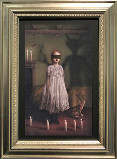 Stephen Mackey, 'Humming Brings the Scissors Man', 2021