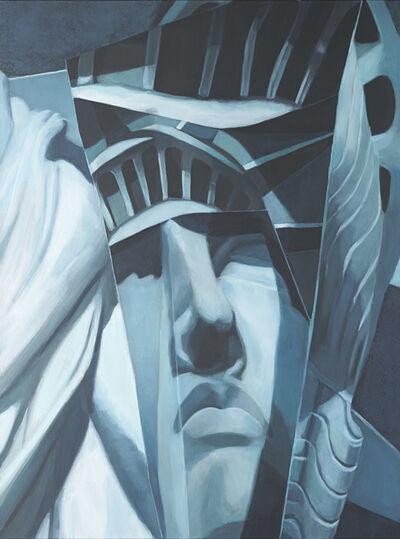 Diana Zipeto, 'Liberty IV (Redoubling)', 2018