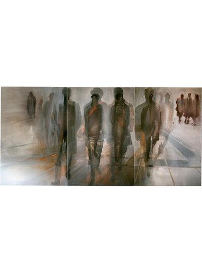 Sylvie Arlaud, 'Beatles, small triptych ', 2002