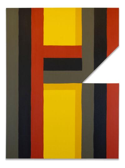 Matthew King, '306 (Recurring Paintings)', 2019