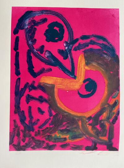 Georgia Hayes, 'Bird Feeding Bird', 2002