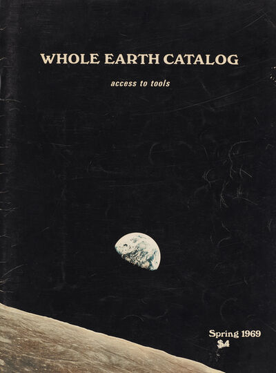 Stewart Brand, 'Whole Earth Catalog: Access to Tools, Spring 1969', 1969
