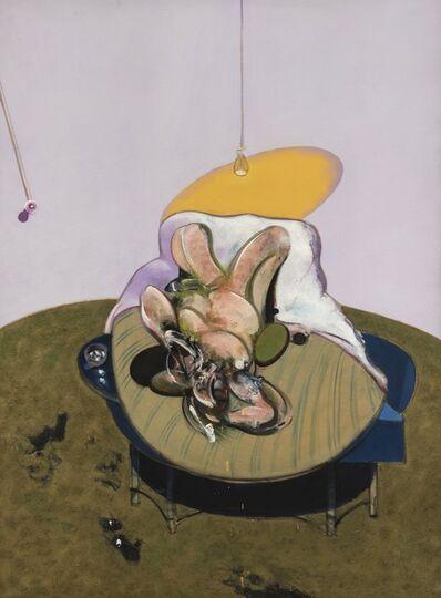 Francis Bacon, 'Lying Figure, 1969 (Q2B)', 2015