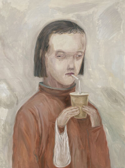 Wang Guan-Jhen, 'Breakfast Milk Tea', 2020