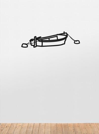 Julian Opie, 'Boat 3', 2015