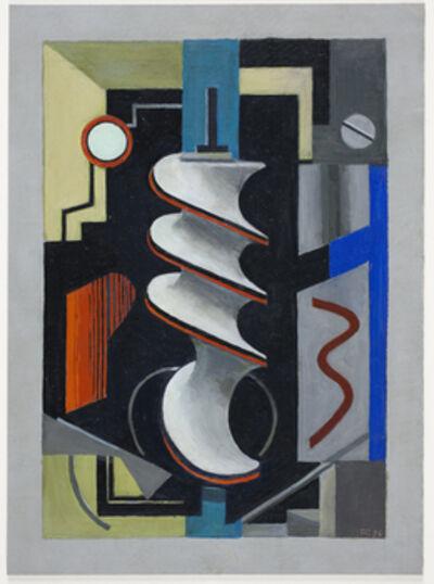 Franciska Clausen, 'The Screw', 1926-1928