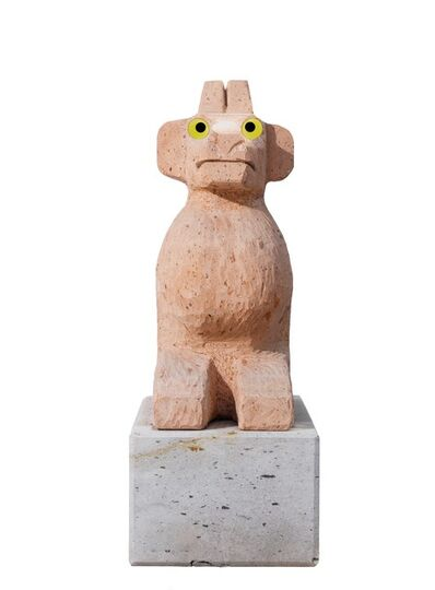 Olaf Breuning, 'Lama', 2020