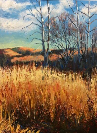 holly friesen, 'The Thrum of Prairie Grass'