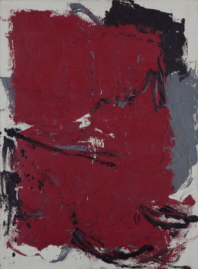 Huang Rui 黄锐, 'Red No.3 (right)', 1991