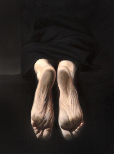 Ken Currie, 'Shoeless', 2020