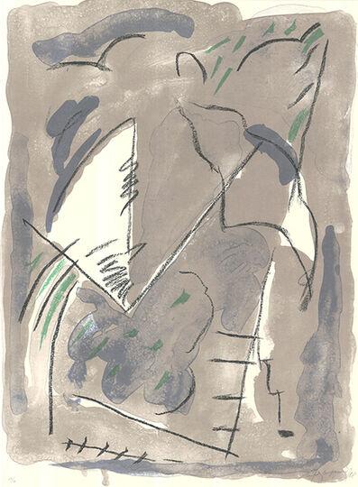 Albert Ràfols-Casamada, 'Parc-1', 1988