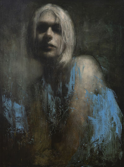 Mark Demsteader, 'Moorland Large Head Study', 2020
