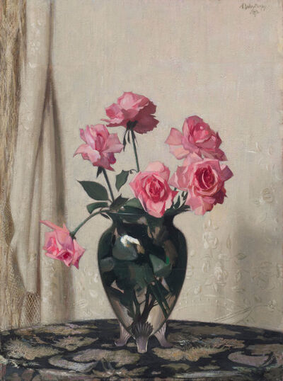 Hermann Dudley Murphy, 'Roses', 19th -20th Century
