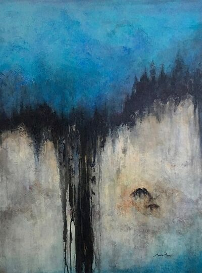Martha Moore, 'TURQUOISE RIDGE', 2019