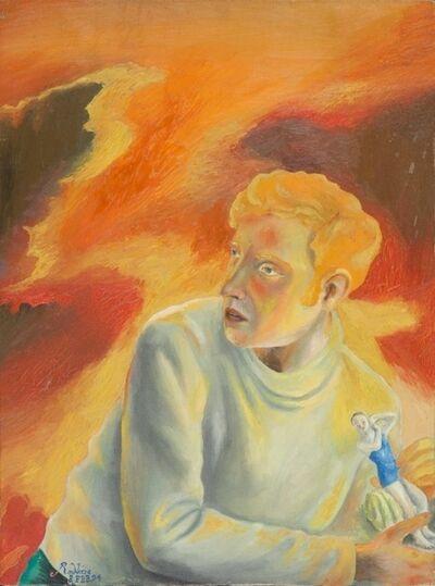 Yuri Rodkin, 'Ritratto', 1994