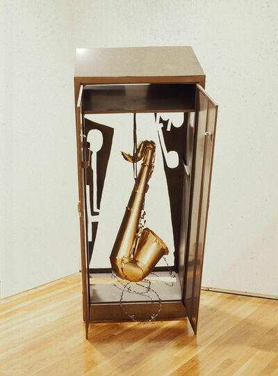 Bill Woodrow, 'Closet', 1985