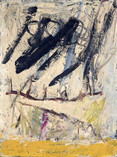 Gene Davis, 'Untitled', 1953-54