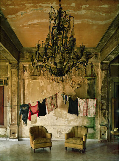 Michael Eastman, 'Isabella's two chairs', 2010