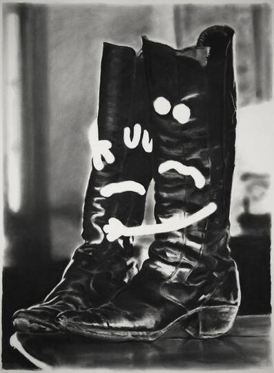 Eric Yahnker, 'Worn Leather', 2015