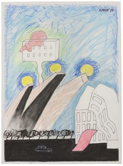 Kurt Hüpfner, 'Ohne Titel', 1976