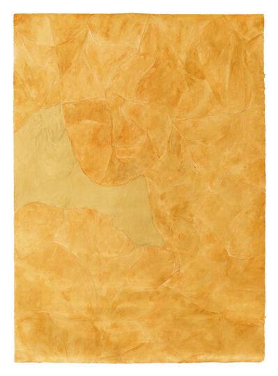 Adriana Carambia, 'Sand on Gold', 2015