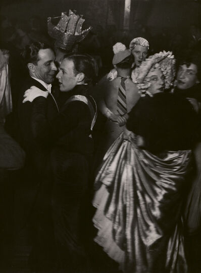 Brassaï, 'La Bal Des Invertis, Au Magic City, Rue Cognac', ca. 1932