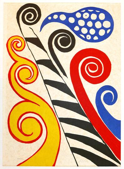 Alexander Calder, 'Sucre de Canne', 1973