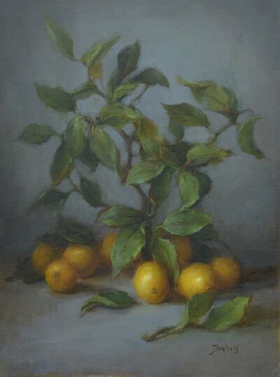 Stephanie Birdsall, 'The Lemon Branch', 2019