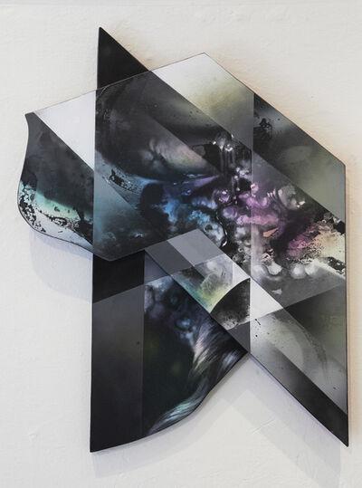 Hueman, 'Obsidian I', 2015