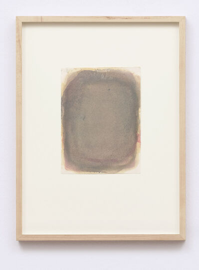Gotthard Graubner, 'Ohne Titel', 1964