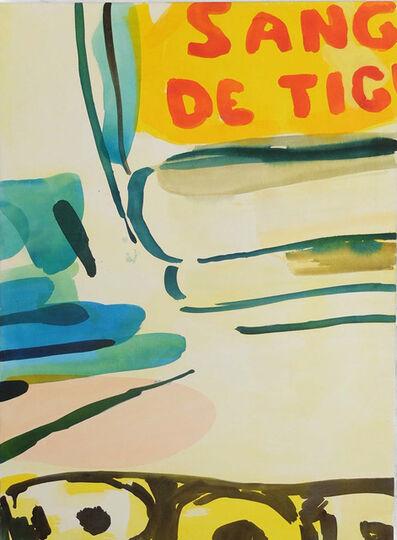 Tim Braden, 'Sang de Tigre', 2015