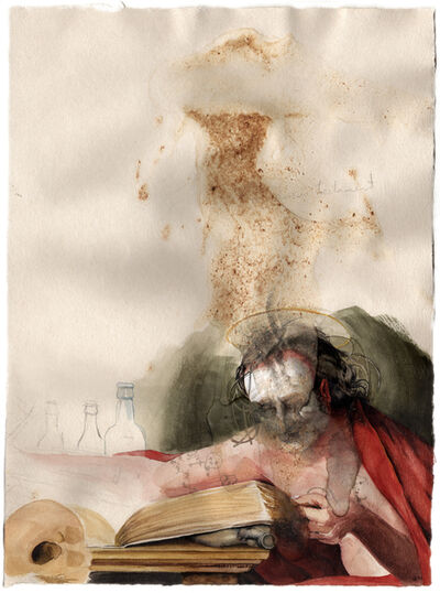 Russell Nachman, 'Palimpsest II: Apostles, Prophets & Messiahs 13', 2010